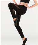 Body Wrappers Compression Footless Pant