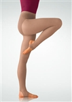 Body Wrappers Women's Plus totalSTRETCH Stirrup Tights - You Go Girl Dancewear