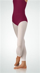Body Wrappers Women's Footless Plus Size Dance Tights - You Go Girl Dancewear