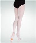 Body Wrappers Women's totalSTRETCH Backseam Convertible Tights