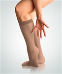 Body Wrappers Foot Wrappers knee tights - You Go Girl Dancewear