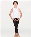 Body Wrappers Boys Crop Dance Pant