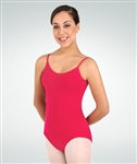 Body Wrappers Adult Classwear Camisole Ballet Cut Leotard