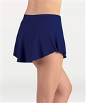 Body Wrappers Girls Audition Skirt