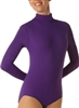 Body Wrappers Made To Order Adult Long Sleeve Turtleneck Leotard