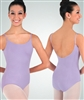 Body Wrappers Nylon Camisole Leotard