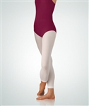 Body Wrappers Girls' Footless Tights - You Go Girl Dancewear