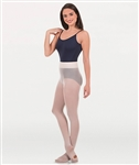 Body Wrappers Child's Convertible Dance Tights with a knit waistband- You Go Girl Dancewear