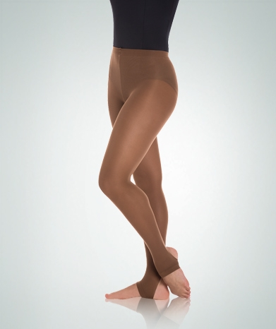 Body Wrappers Stirrup Tights Girls