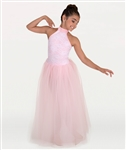 Body Wrappers Tween Backless Tutu Dress