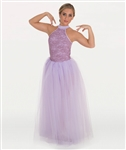 Body Wrappers Adult Backless Tutu Dress