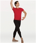 Body Wrappers Mens Crop Dance Pant