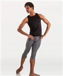 Body Wrappers Mens Below-the-Knee Dance Pants- You Go Girl Dancewear!