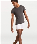 Body Wrappers Mens Short WIth Gripper Elastic Hem - You Go Girl Dancewear!