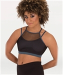 Body Wrappers MicroTECH Active Adult Cami Bra - You Go Girl Dancewear