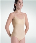 Body Wrappers Nylon Adult Camisole Leotard