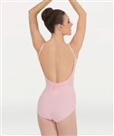Body Wrappers Camisole V-Back Leotard - You Go Girl Dancewear