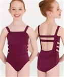 Body Wrappers Strappy Camisole Leotard