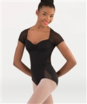 Body Wrappers Adult Cap Sleeve Leotard