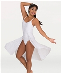 Body Wrappers Adult Camisole V-Front Low Back Dress