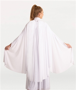 Body Wrappers Girls Angel WIngs/Cape