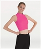 Body Wrappers Girls Mock Neck Pullover  - You Go Girl Dancewear