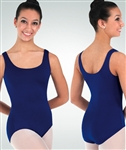 Nylon Tank Leotard - You Go Girl Dancewear