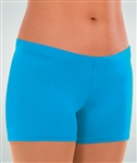 Body Wrappers Adult Dance Shorts - You Go Girl Dancewear