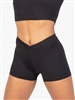 Body Wrappers V Front Dance Shorts - You Go Girl Dancewear