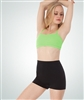 Body Wrappers High-Waist Smooth Finish Boy-cut Short - You Go Girl Dancewear