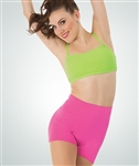 Body Wrappers Custom High-Waist Smooth Finish Boy-cut Short - You Go Girl Dancewear