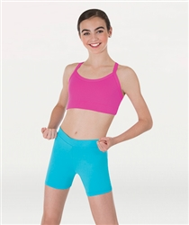 Body Wrappers Dance Shorts - You Go Girl Dancewear