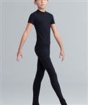 Capezio Boys Tactel Footed Tight - You Go Girl Dancewear
