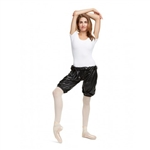 Capezio Adult Perspiration Warm-Up Short - You Go Girl Dancewear