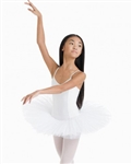 Capezio Girls Tutu Camisole Leotard - You Go Girl Dancewear
