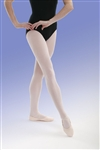 Capezio Women's Hold & Stretch Plus Size Footed Tights