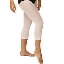 Capezio Women's Ultra Soft Hip Rider Capri