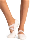 Hanami Leather Ballet Shoe with Flex Arch - You Go Girl Dancewear!