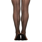 Capezio Adult Professional Fishnet Tights w/ Seam - You Go Girl Dancewear!