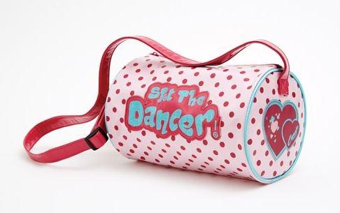 497cd41faa35 Spot The Dancer Duffle