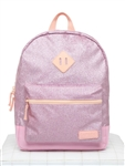 Capezio Shimmer Backpack Dance Bag - Pink