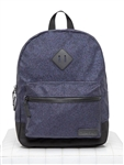 Capezio Shimmer Backpack Dance Bag - Purple Multi Glitter