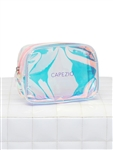 Capezio Holographic Make-Up Bag - You Go Girl Dancewear!