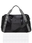 Capezio Motivational Duffle Gray