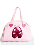 Capezio Pretty Ballet Slipper Sequin Dance Tote - You Go Girl Dancewear