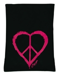 Capezio Love and Peace Drawstring Backpack - B84