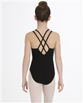 Capezio Double Strap Child Camisole Leotard - You Go Girl Dancewear