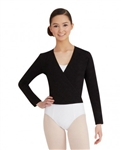 Capezio Adult Wrap Top - You Go Girl Dancewear