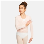 Capezio Child Wrap Sweater - You Go Girl Dancewear