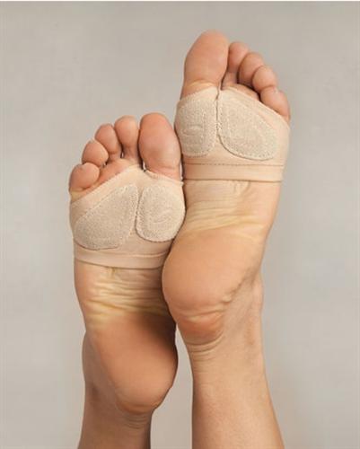 All Sizes H07G Capezio Women/'s Jelz footUndeez Bunheads Built in
